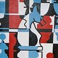 Chessmen by Nicholas Martori