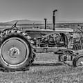 Chesterfield Tractor by Richard J Cassato