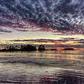 Chesterman Beach Sunset by Mark Kiver