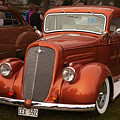 Chevrolet 1936 by Allan Wallberg