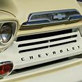Chevrolet Apache 31 Fleetline Front End by Jill Reger