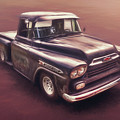 Chevrolet Apache Pickup by Scott Norris
