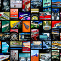 Chevrolet Art -01 by Jill Reger