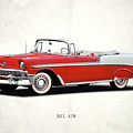 Chevrolet Bel Air 1956 by Mark Rogan