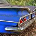 Chevrolet Bel Air Back Side by Lisa Wooten