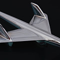 Chevrolet Bel Air Hood Ornament by Nick Gray
