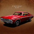 Chevrolet Chevelle SS 396 by Mark Rogan