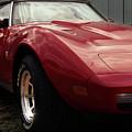 Chevrolet Corvette 1977 by Hottehue