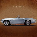 Chevrolet Corvette Stingray 327 by Mark Rogan