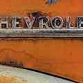 Chevrolet Emblem by Jean Noren