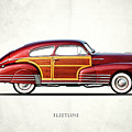 Chevrolet Fleetline 1948 by Mark Rogan
