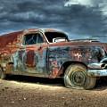 Chevrolet Sedan Delivery by Tony Baca