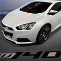 Chevrolet Tru 140s Concept by Alan Look
