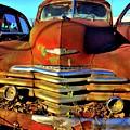 Chevrolet Truck 1 by Tamra Lockard
