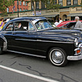 Chevy 1950 by Gerald Mitchell