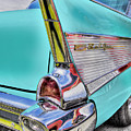 Chevy Bel Air by Naman Imagery