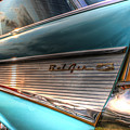 Chevy Bel Air by Joel Witmeyer