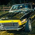 Chevy Camaro by Mark Maloney
