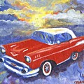 Chevy Dreams by Linda Mears
