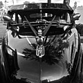 Chevy Fleetline Close Up 1 by Denise Mazzocco