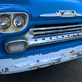 Chevy Grill by Michael Thomas