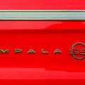 Chevy Impala Ss 237 by Jeff Stallard