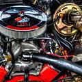 Chevy Impala Ss 238 by Jeff Stallard