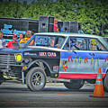 Chevy Nova Ss 359 Ci by Mike Martin