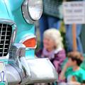 Chevy On Parade by Pauline Darrow