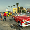 Chevy On The Prom  by Rob Hawkins