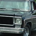 Chevy Vintage Truck by Michael Martone