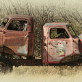 Chevy Vs Chevy by Inge Riis McDonald