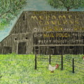 Chew Mail Pouch Barn by Kathy Marrs Chandler