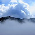 Cheyenne Mountain by Ric Bascobert