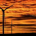 Cheyenne Sunrise by John R Stephens
