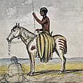 Cheyenne Warrior, 1845 by Granger