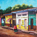 Chiapas Neighborhood by Candy Mayer