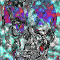 Chic Skull by Lisa Stanley