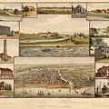 Chicago 1779-1857 by Andrew Fare