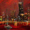 Chicago Acid Trip by Ken Figurski