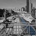 Chicago Amtrak by Dylan Punke