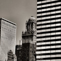 Chicago Architecture - 14 by Ely Arsha