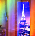 Chicago Art Institute Miniature Paris Room Pa Prismatic 08 Vertical by Thomas Woolworth