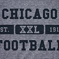 Chicago Bears Retro Shirt by Joe Hamilton
