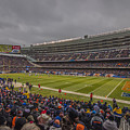Chicago Bears Soldier Field 7858 by David Haskett II