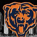 Chicago Bears by Steven Parker