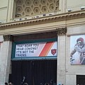 Chicago Bears Union Station by Helen Orth