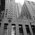Chicago Board Of Trade by David Bearden