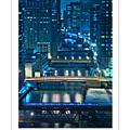 Chicago Bridges Poster by Steve Gadomski