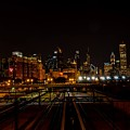 Chicago By Night by Fabio Carvalho